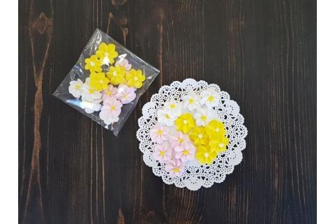 """Кондитерский декор для кулича """"цветы"""""""