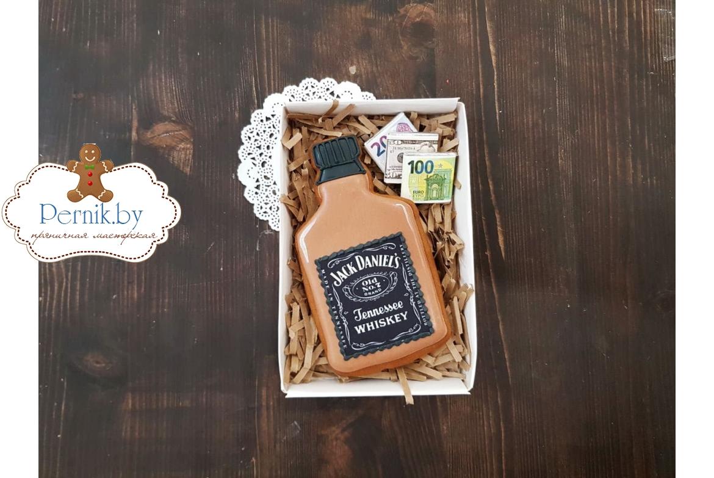 Набор пряников Виски с шоколадом