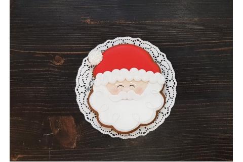 Пряник Дед Мороз