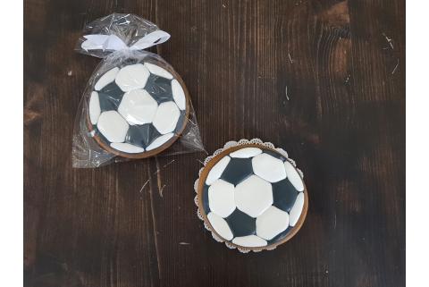 Пряник футбольный мяч