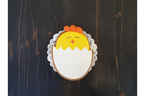 Пряник Птенчик в яйце